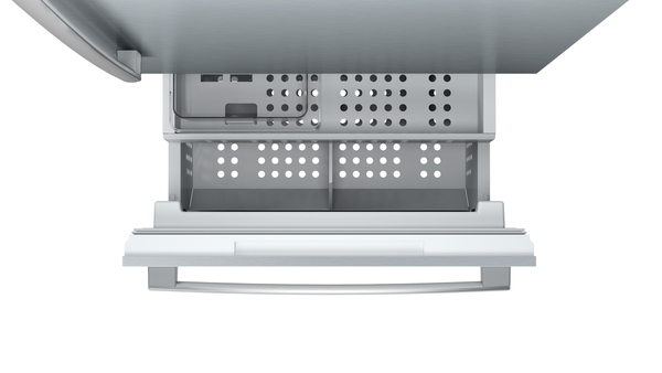 Model: B30BB935SS | Bosch Benchmark® Built-in Bottom Freezer Refrigerator 30''