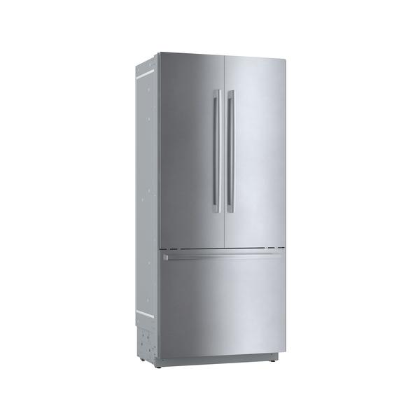"""Bosch Benchmark® 36"""" Built-In French Door Bottom-Freezer"""