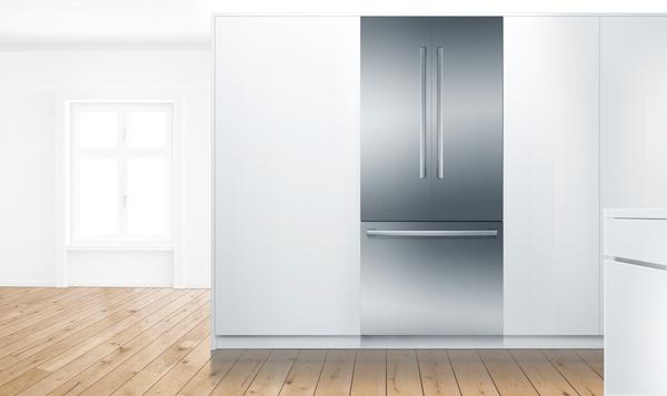 Bosch B36BT935NS, Built-in Bottom Freezer Refrigerator