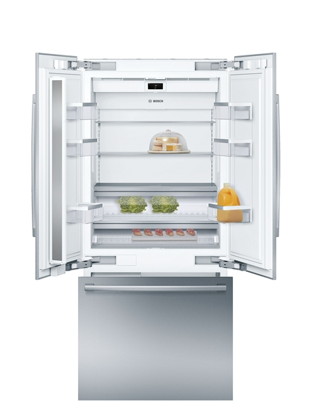 Model: B36BT935NS | Bosch Built-in Bottom Freezer Refrigerator