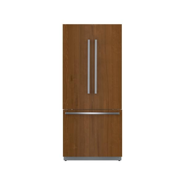 """Bosch Benchmark Series 36"""" Built-In Custom Panel French Door"""