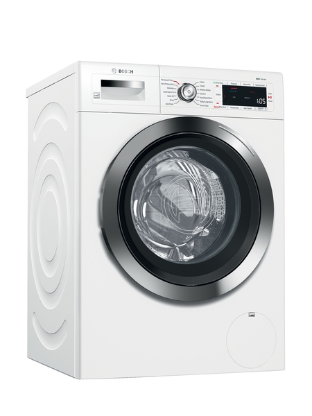 Bosch 800 Series Compact Washer 24'' 1400 rpm