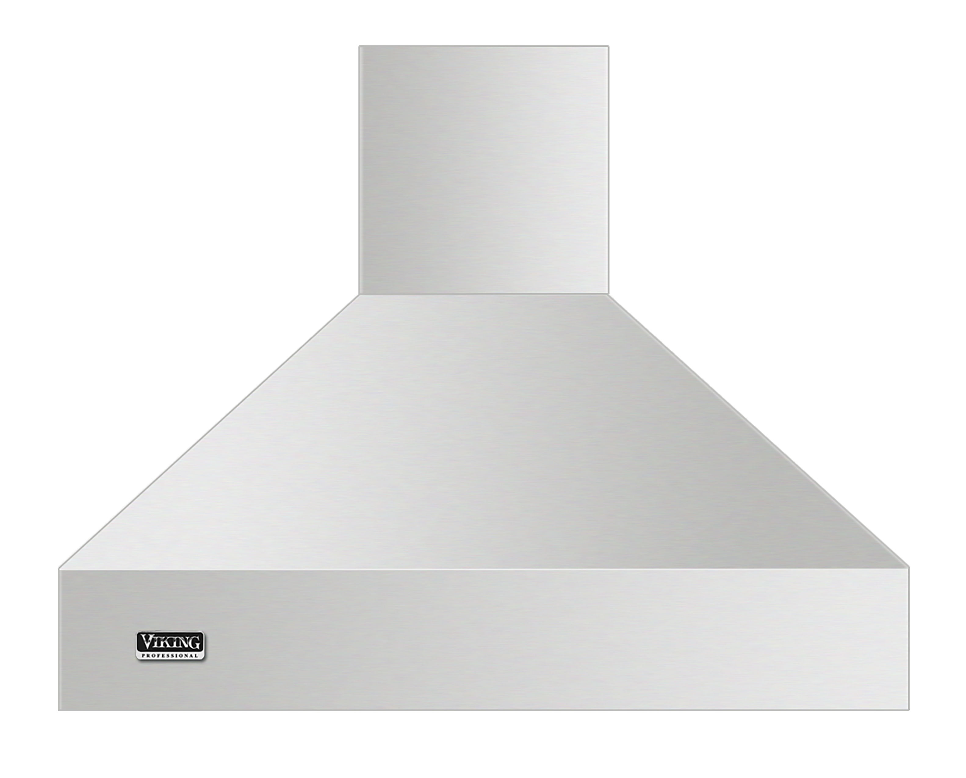 """Viking 48""""W./18""""H. Chimney Wall Hood-Stainless"""