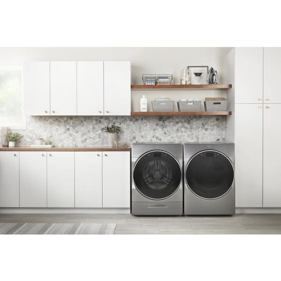 Model: WED9620HC | Whirlpool 7.4 cu. ft. Smart Front Load Electric Dryer