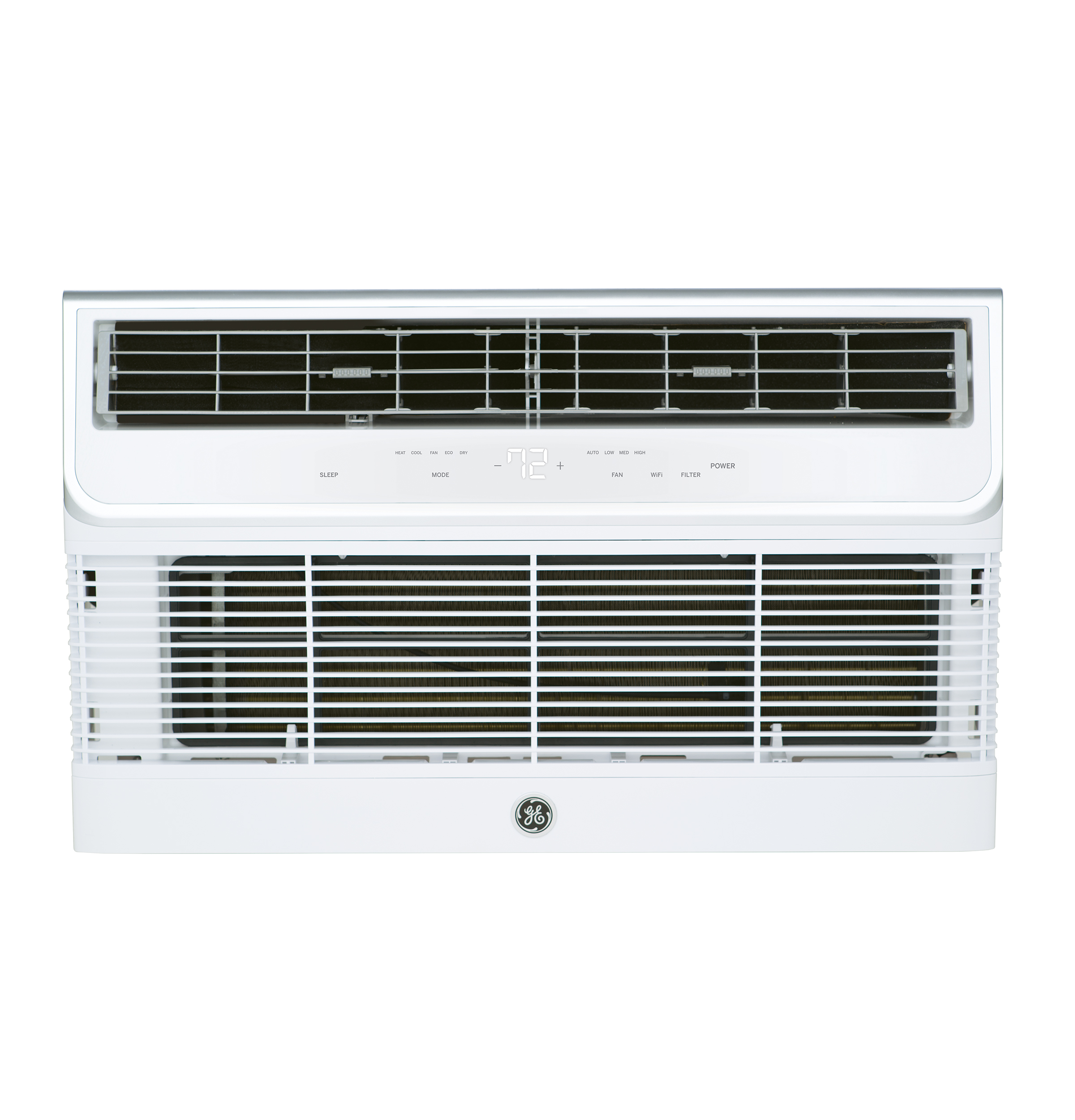 GE GE® 230/208 Volt Built-In Heat Pump Room Air Conditioners