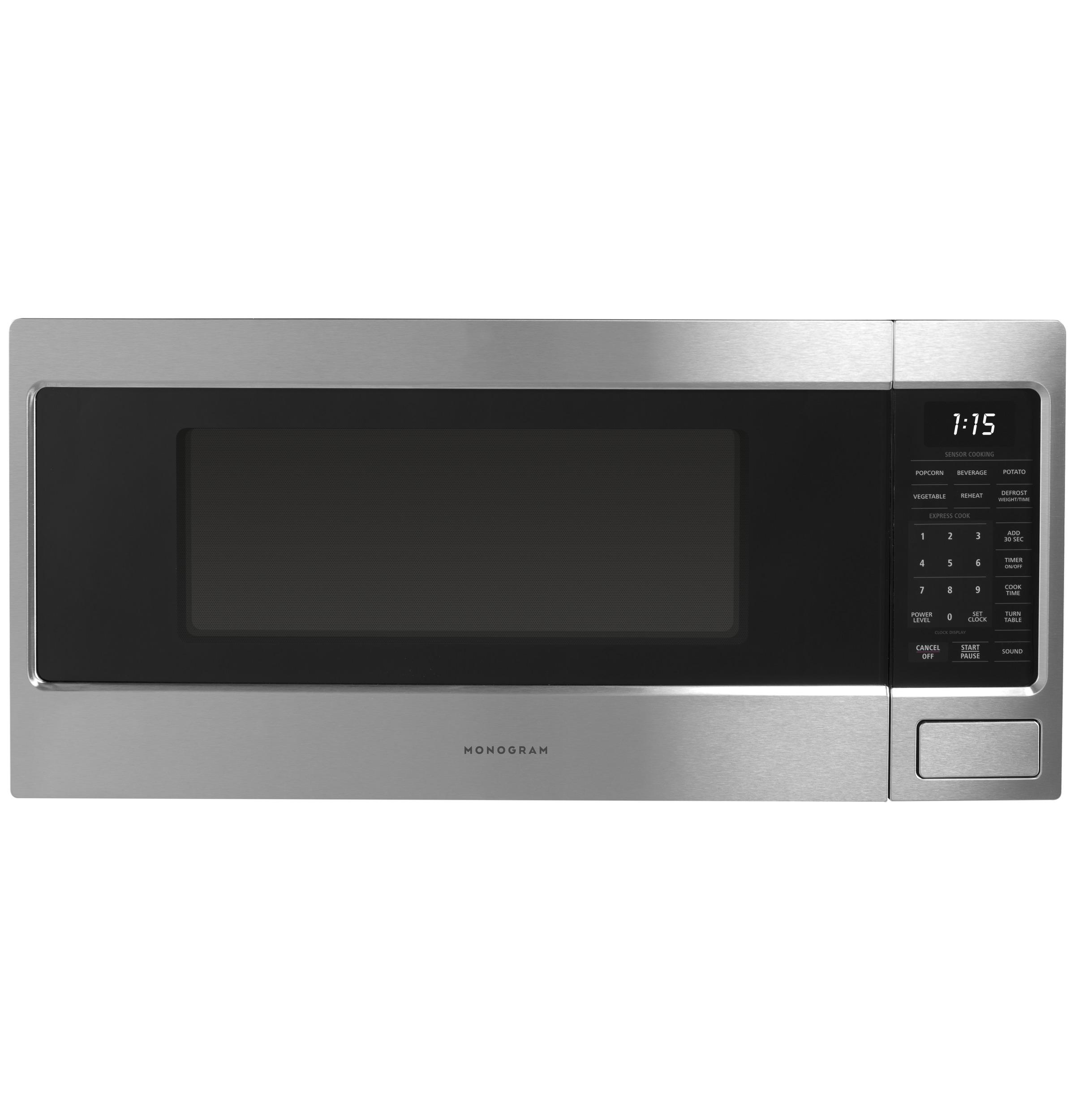 Monogram Monogram 1.1 Cu. Ft. Countertop Microwave Oven