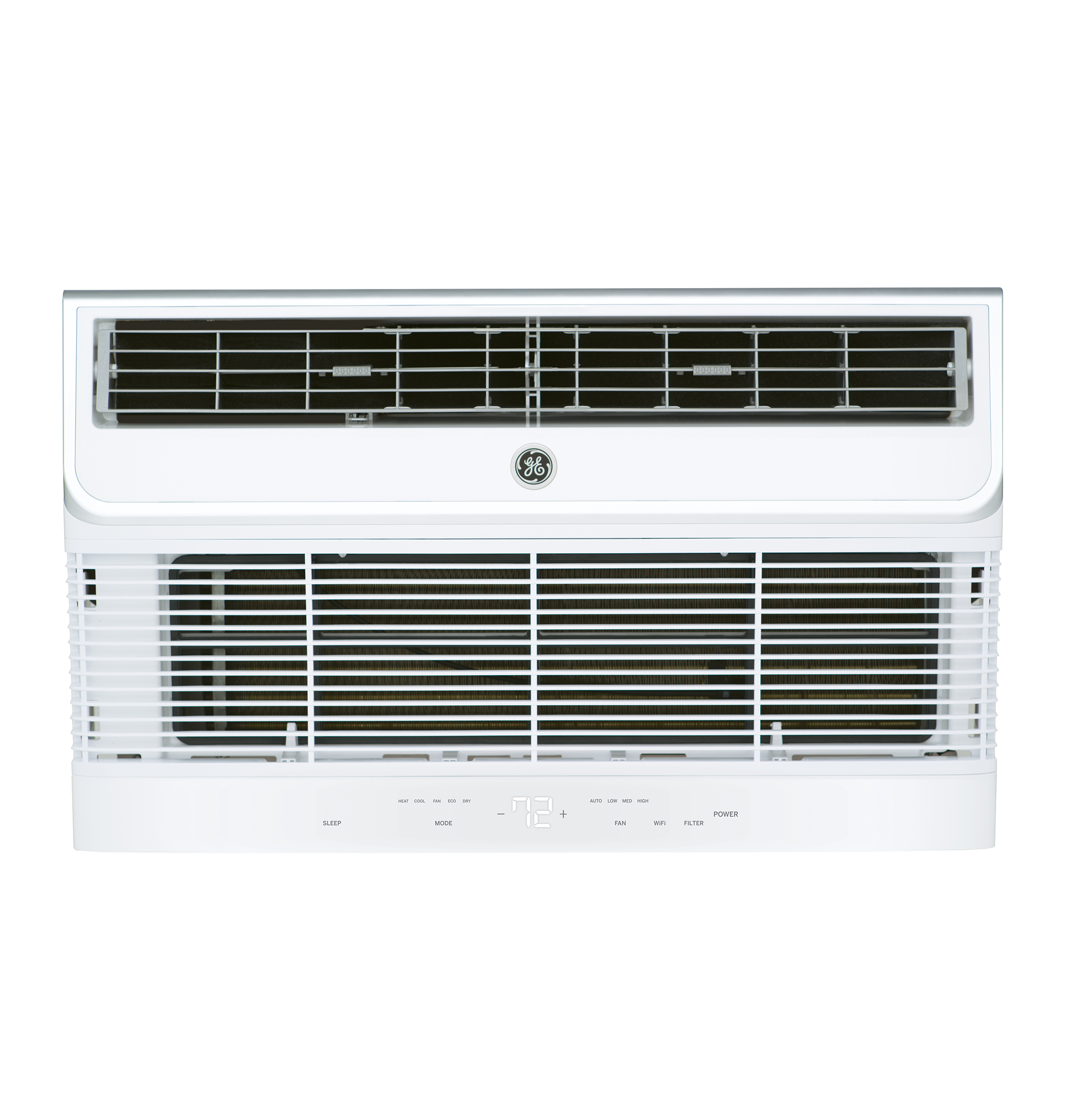 GE GE® 230/208 Volt Built-In Heat/Cool Room Air Conditioner