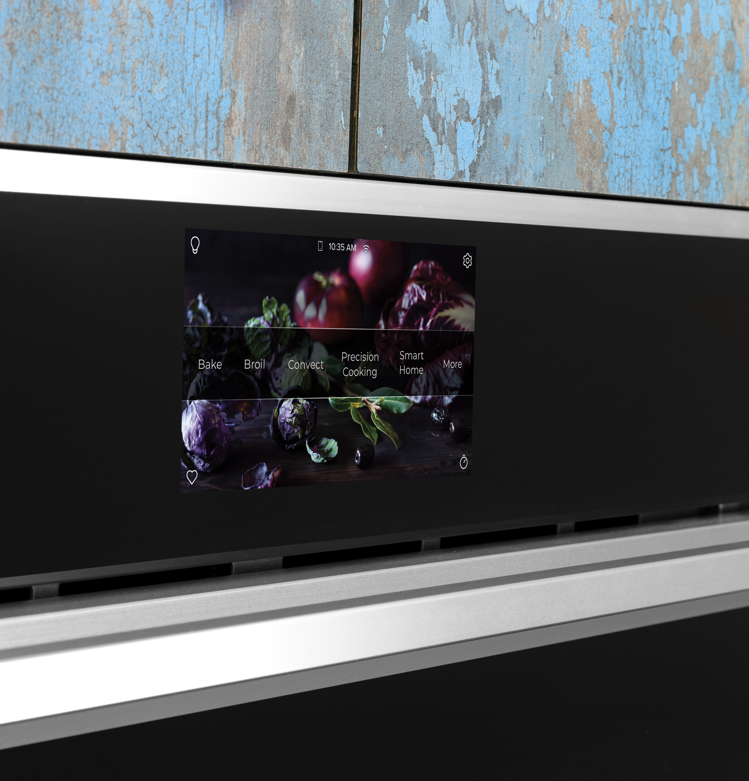"Model: ZTD90DSSNSS | Monogram Monogram 30"" Smart Electric Convection Double Wall Oven Minimalist Collection"