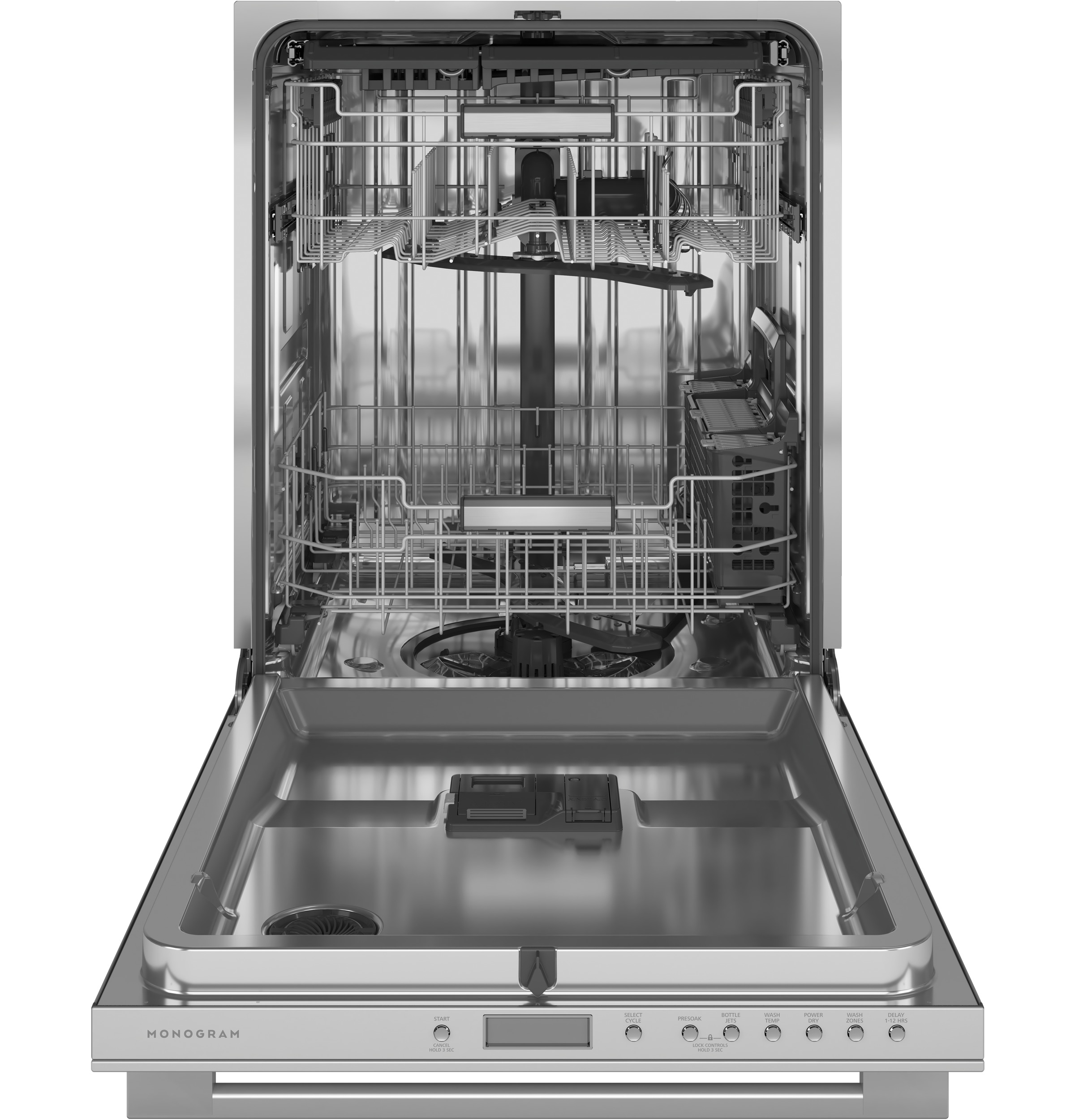 Model: ZDT985SSNSS | Monogram Monogram Smart Fully Integrated Dishwasher
