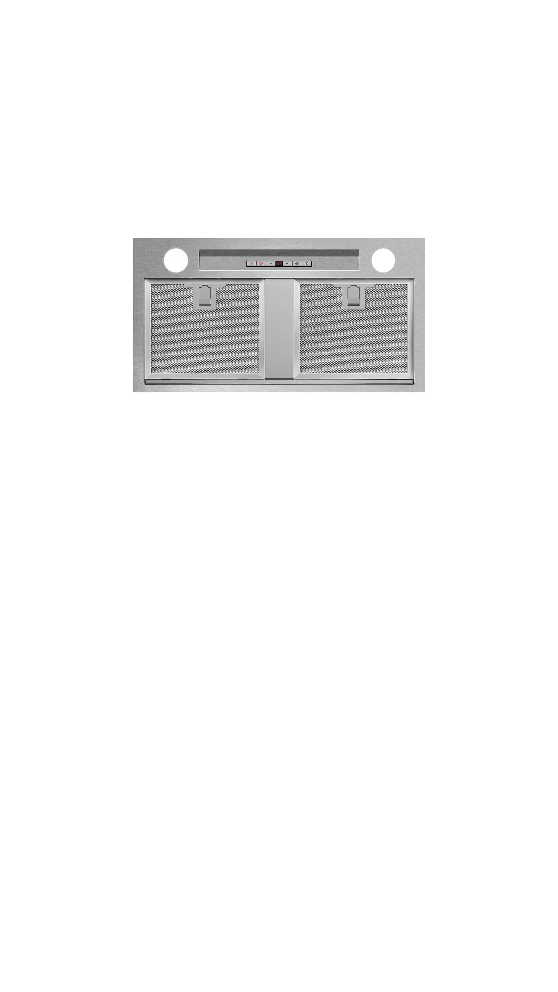 """Fisher and Paykel Insert Range Hood, 24"""""""