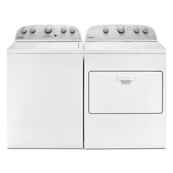 Model: WTW5005KW   Whirlpool 4.2 cu. ft. High-Efficiency Top Load Washer with Agitator