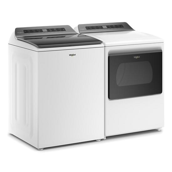 Model: WTW5105HW | Whirlpool 4.7 cu. ft. Top Load Washer with Pretreat Station