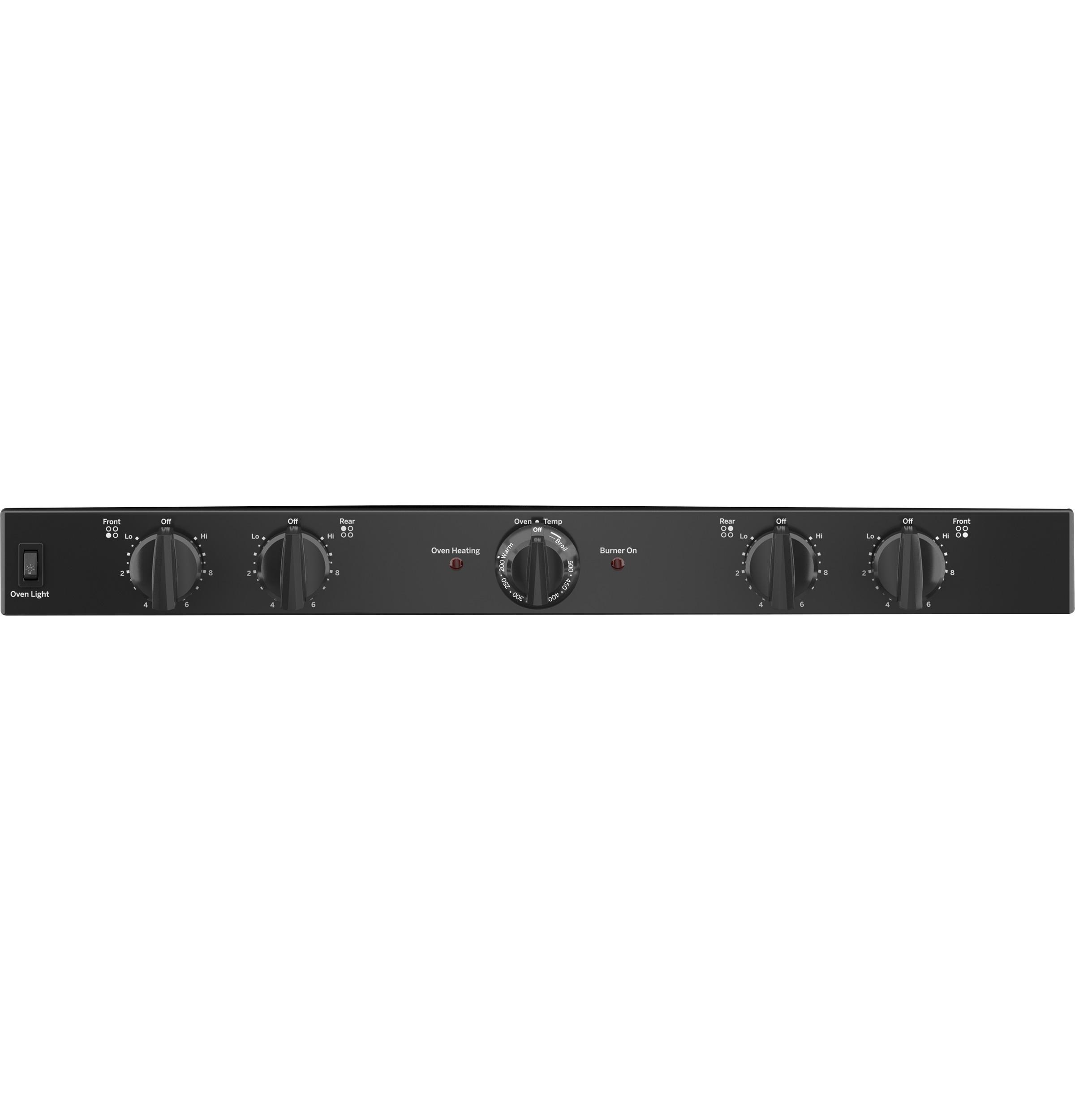 "Model: JBS460DMBB | GE GE® 30"" Free-Standing Electric Range"