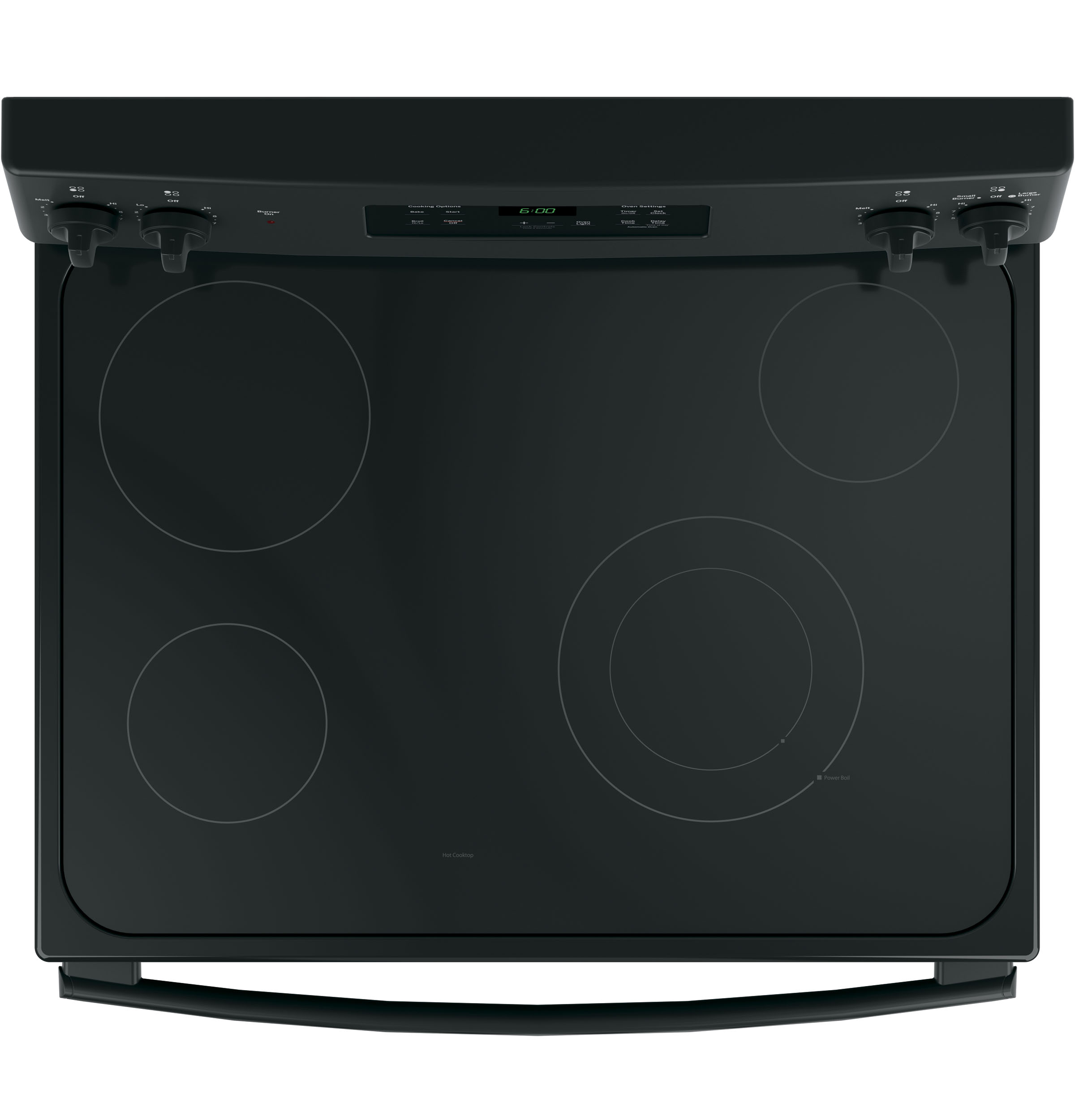"Model: JBS60DKBB   GE GE® 30"" Free-Standing Electric Range"