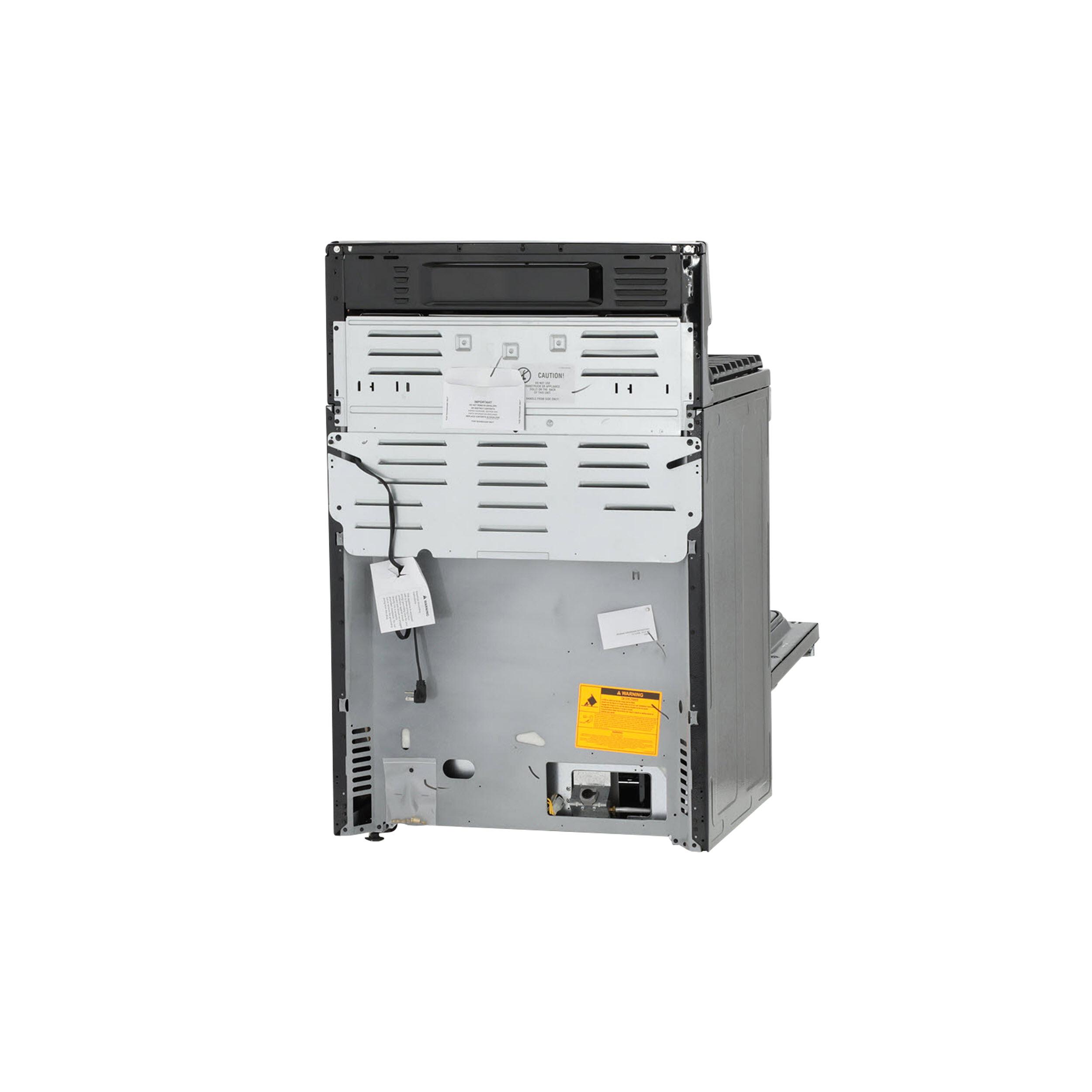 """Model: JGBS66REKSS   GE GE® 30"""" Free-Standing Gas Range"""