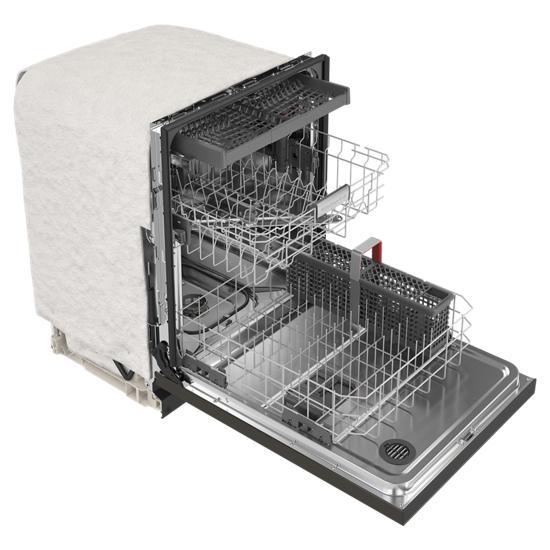 Model: KDFE204KBS | KitchenAid 39 dBA Dishwasher in PrintShield™ Finish with Third Level Utensil Rack