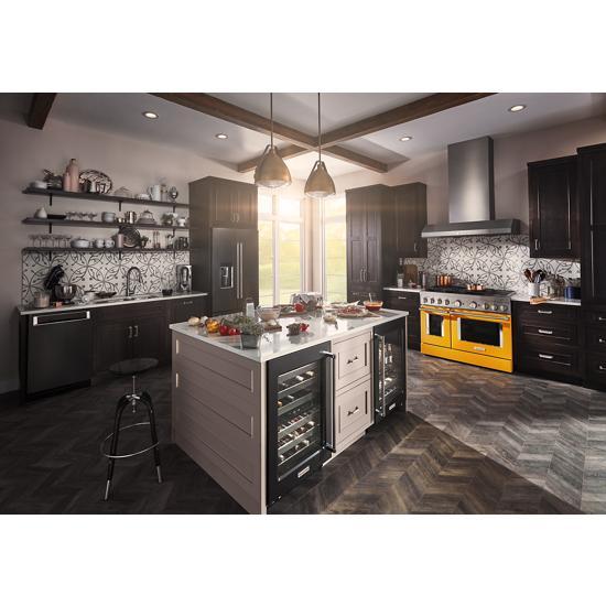 Model: KDPM804KBS | KitchenAid 44 dBA Dishwasher with FreeFlex™ Third Rack and LED Interior Lighting