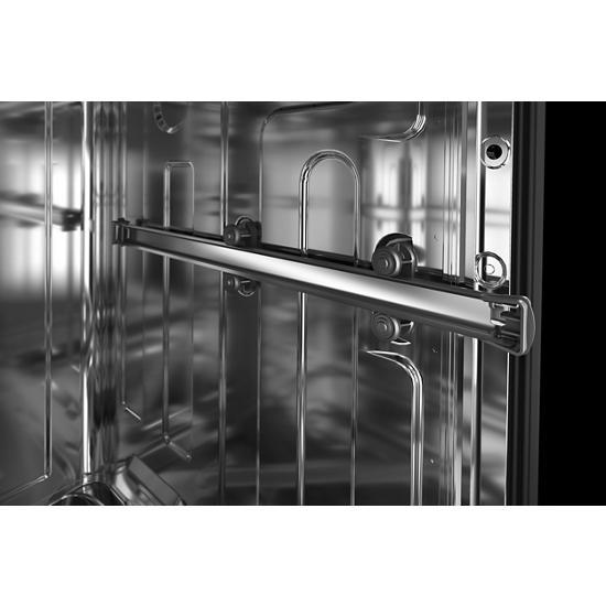 Model: KDTM604KPS | KitchenAid 44 dBA Dishwasher in PrintShield™ Finish with FreeFlex™ Third Rack