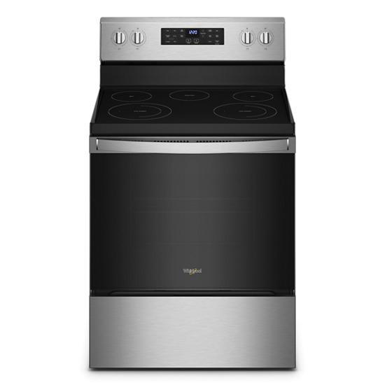Whirlpool 5.3 Cu. Ft. Whirlpool® Electric 5-in-1 Air Fry Oven