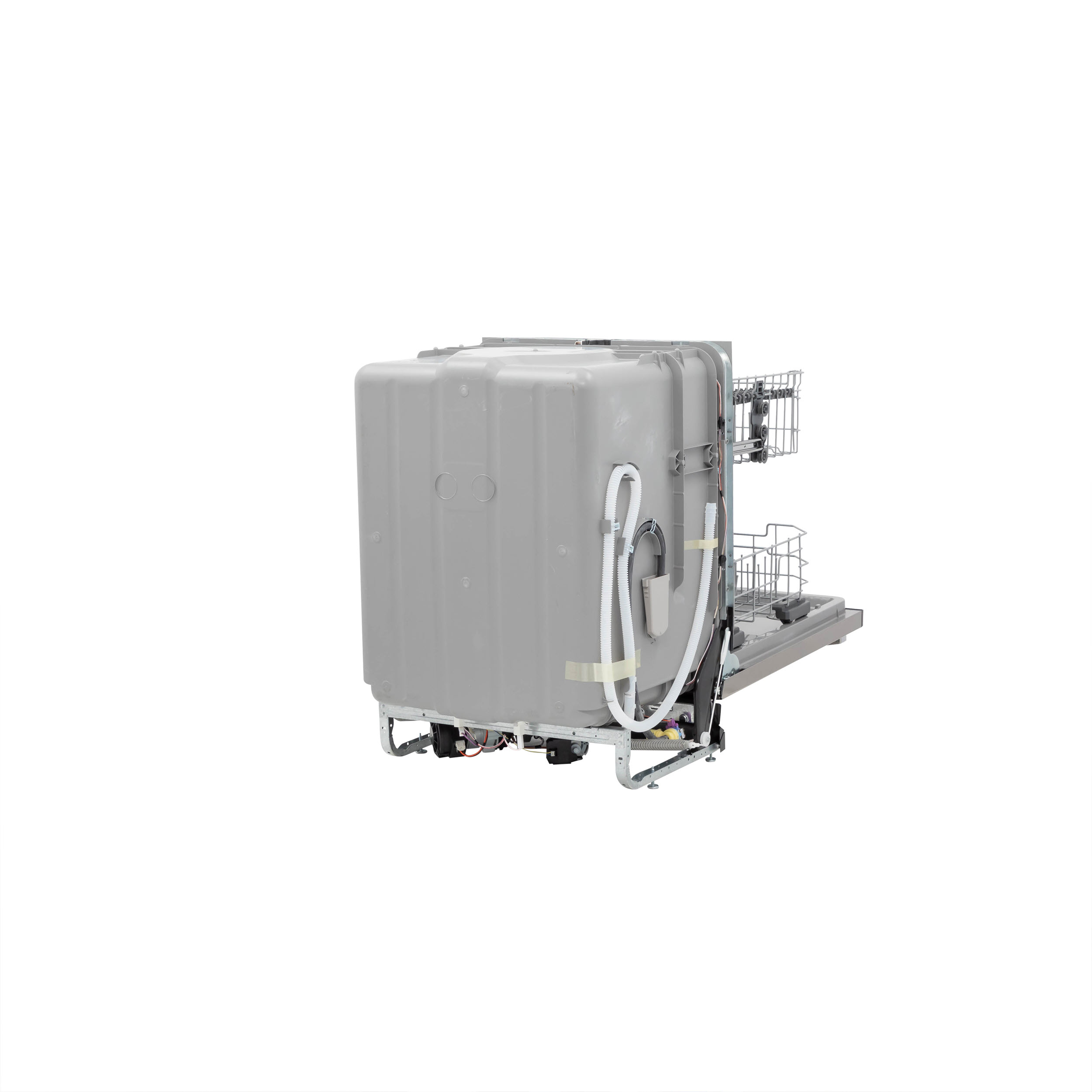 Model: GDT530PSPSS | GE GE® Top Control with Plastic Interior Dishwasher with Sanitize Cycle & Dry Boost