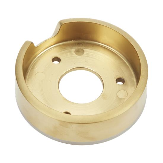 Unbranded Range Brass Knob Bezel