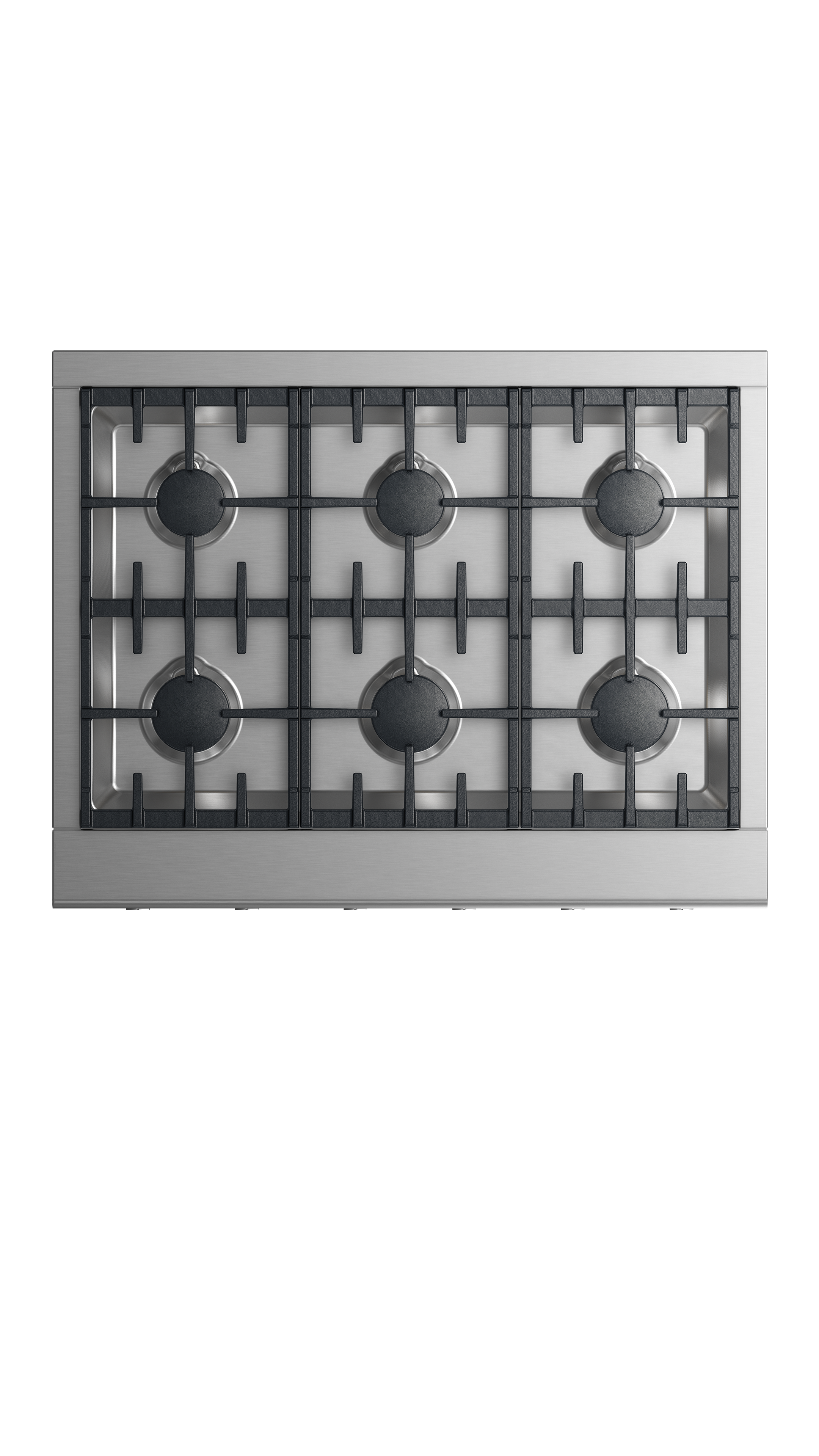 """Fisher and Paykel Gas Rangetop, 36"""", LPG"""