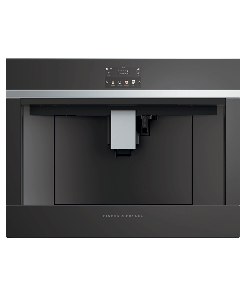 """Fisher and Paykel Built-in Coffee Maker, 24"""""""