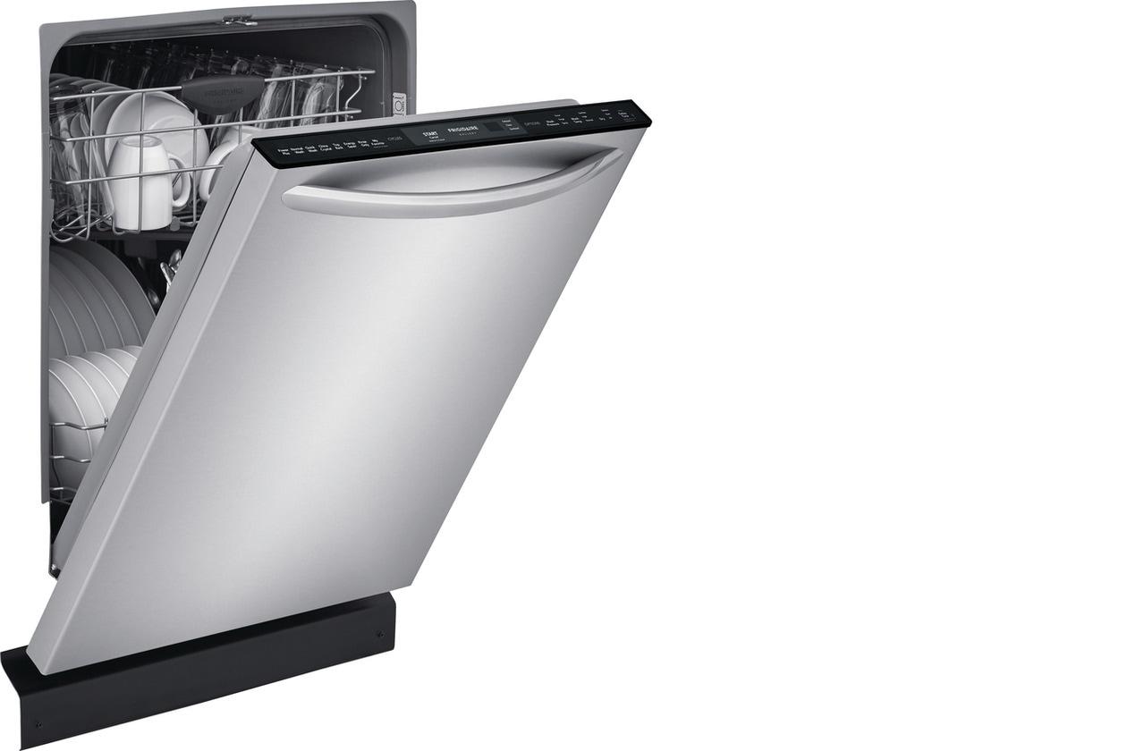 """Model: FGID2466QF   Frigidaire Gallery 24"""" Built-In Dishwasher"""
