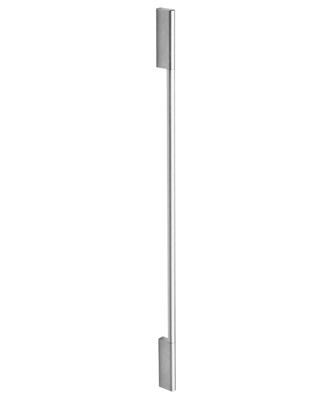 Model: 24981   Fisher and Paykel Contemporary Round Handle Kit for Integrated Column Refrigerator or Freezer, All widths