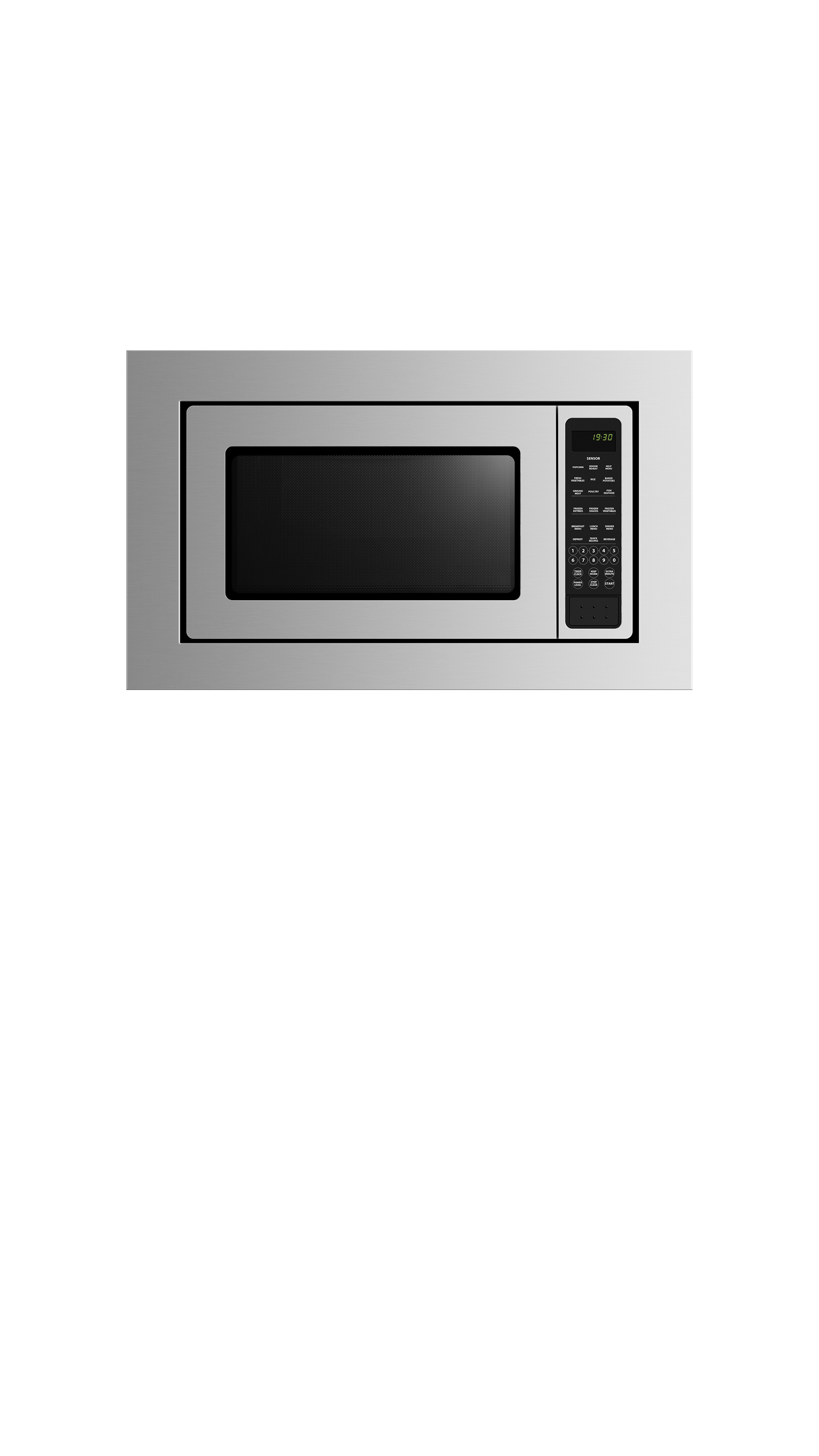 """Fisher and Paykel Traditional Microwave, 24"""""""