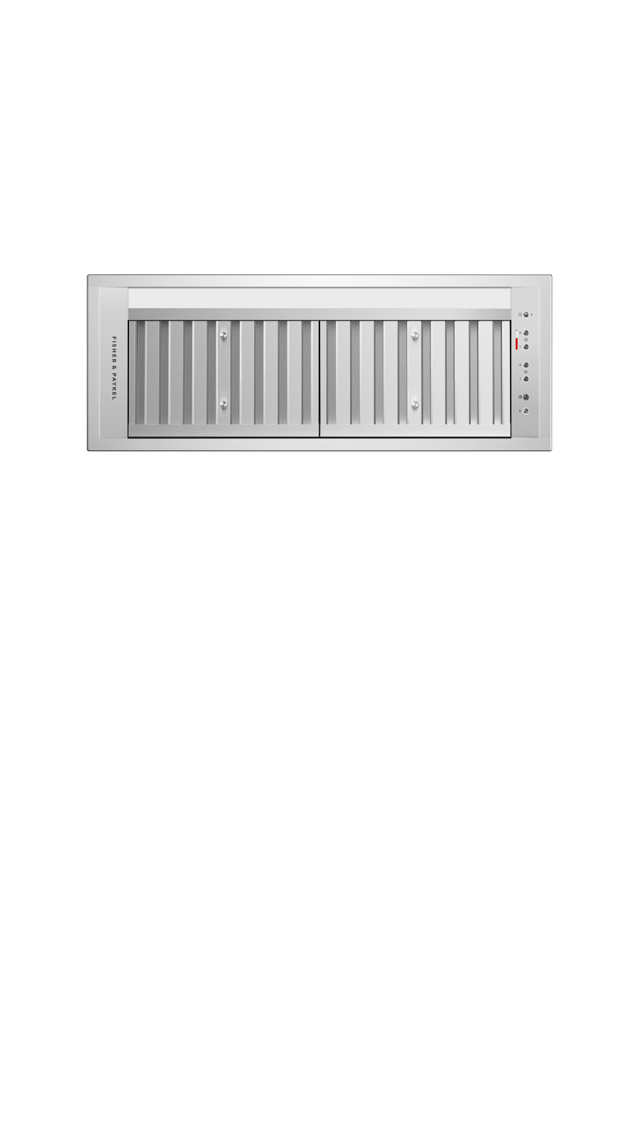 """Fisher and Paykel Insert Range Hood, 30"""""""