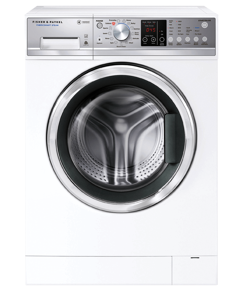 Model: WH2424F1   Fisher and Paykel Front Load Washer, 2.4 cu ft, Time Saver