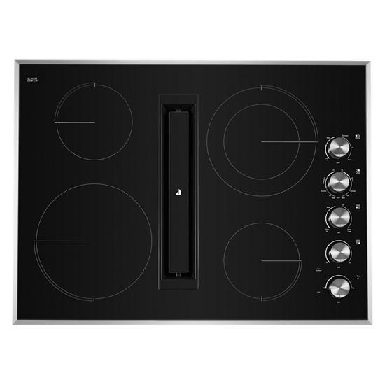 "Jenn-Air Euro-Style 30"" JX3™ Electric Downdraft Cooktop"