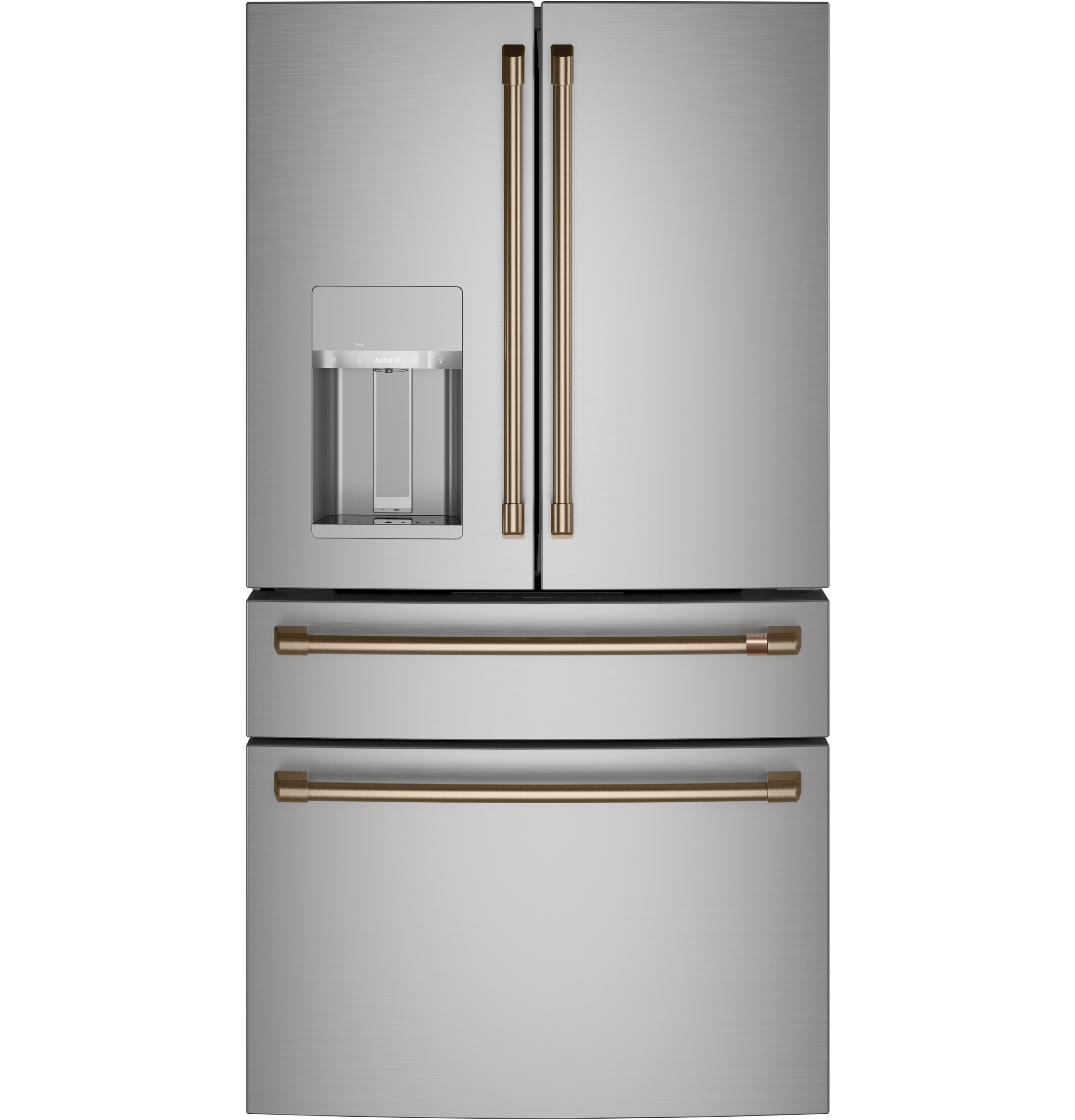 Model: CVE28DP2NS1 | Cafe Café™ ENERGY STAR® 27.8 Cu. Ft. Smart 4-Door French-Door Refrigerator