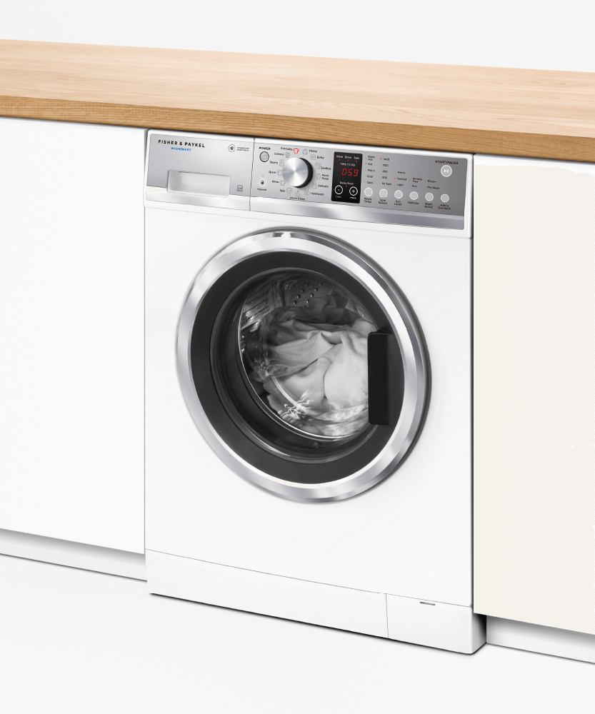 Model: WH2424P2   Fisher and Paykel Front Load Washer, 2.4 cu ft