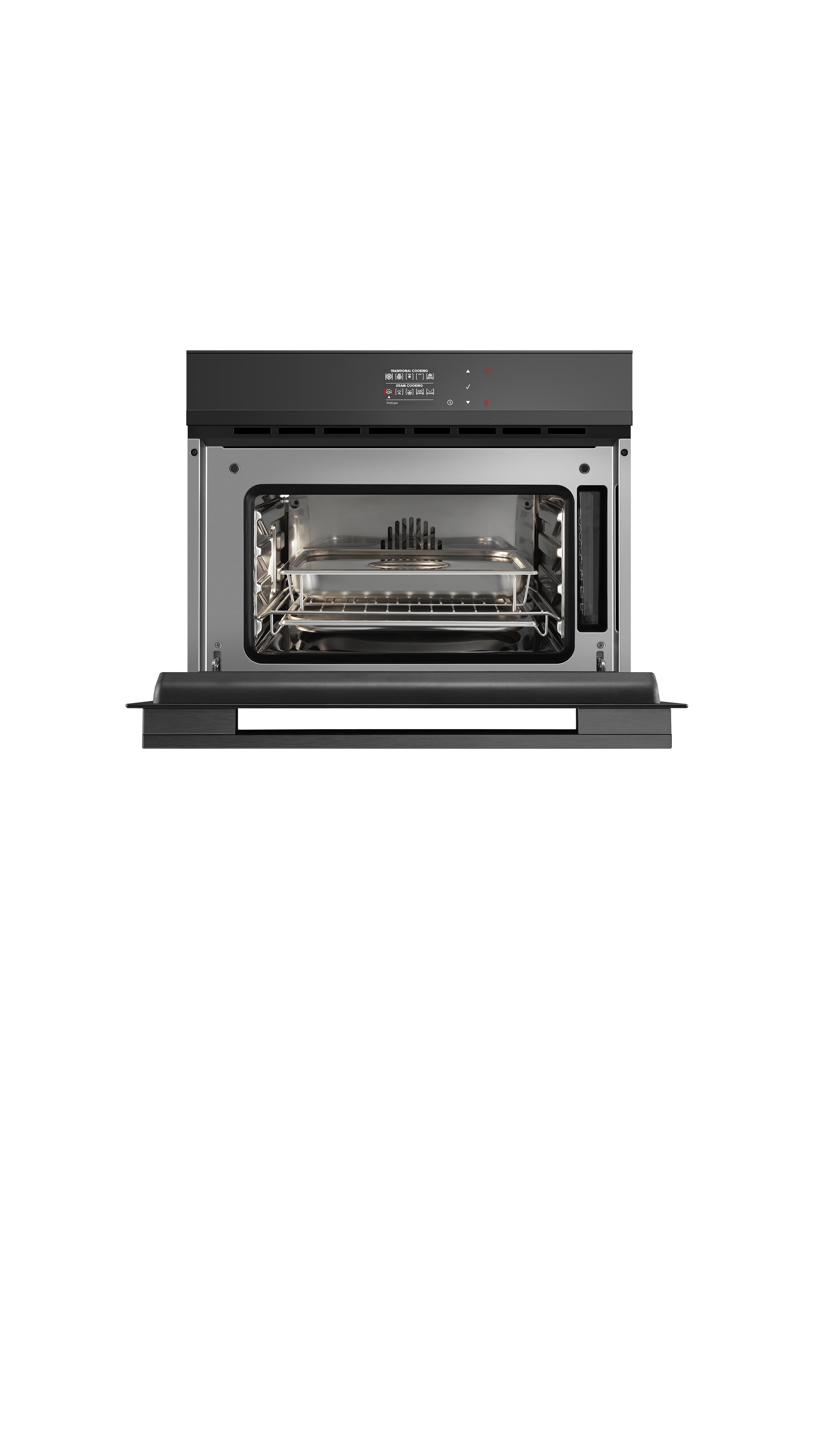 """Fisher and Paykel Combination Steam Oven, 24"""", 9 Function"""