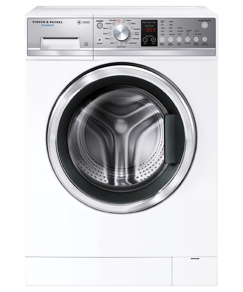 Model: WH2424P1 | Fisher and Paykel Front Load Washer, 2.4 cu ft