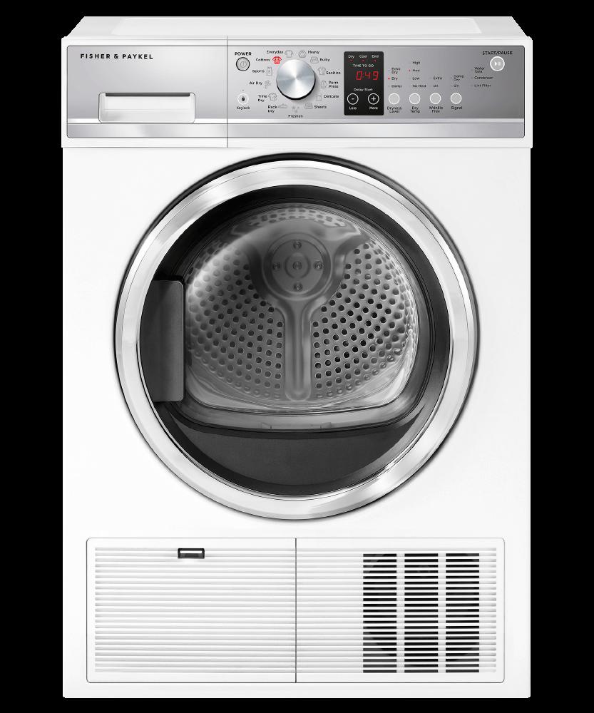 Model: DE4024P2   Fisher and Paykel Condensing Dryer, 4.0 cu ft