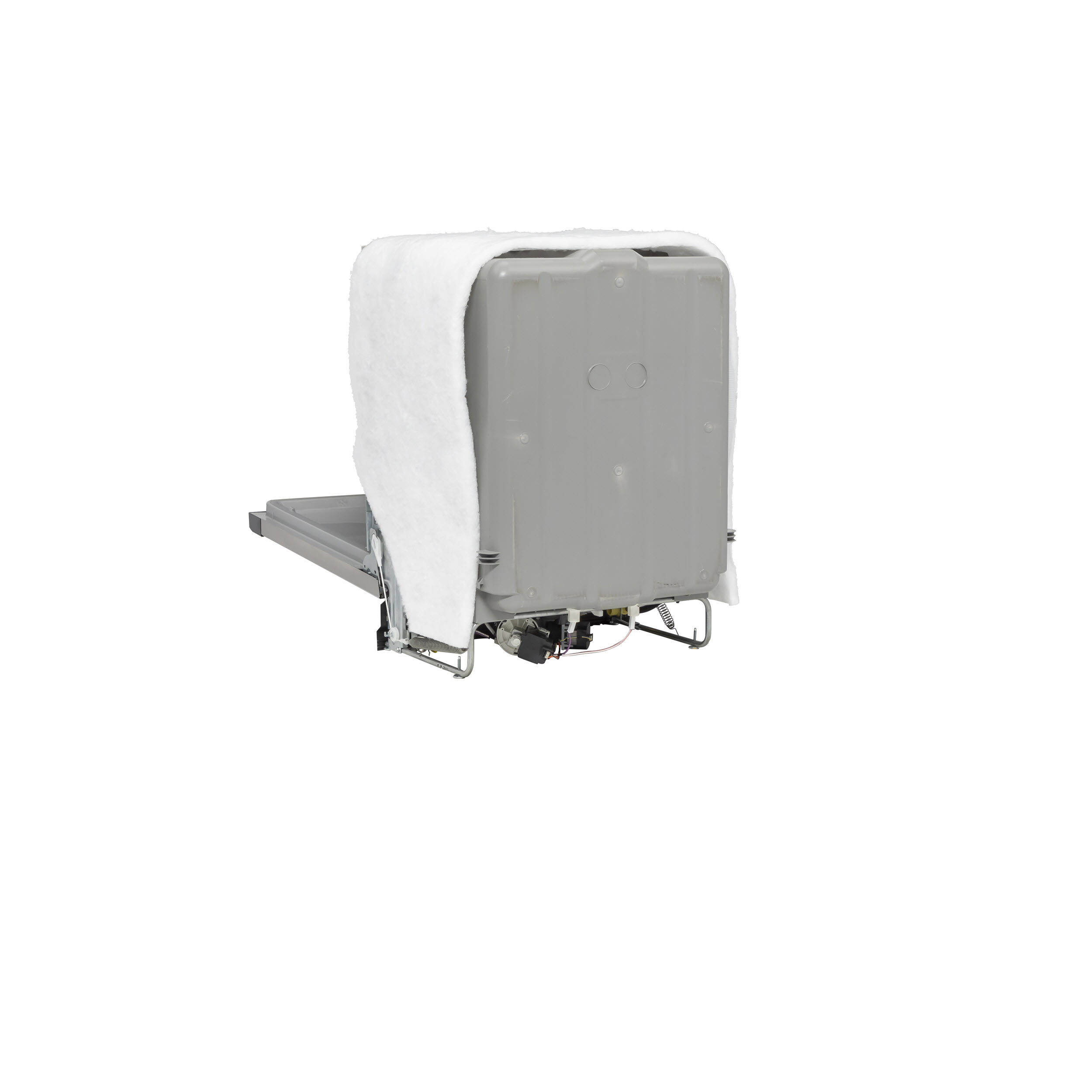 Model: GDF535PSRSS   GE GE® Dishwasher with Front Controls