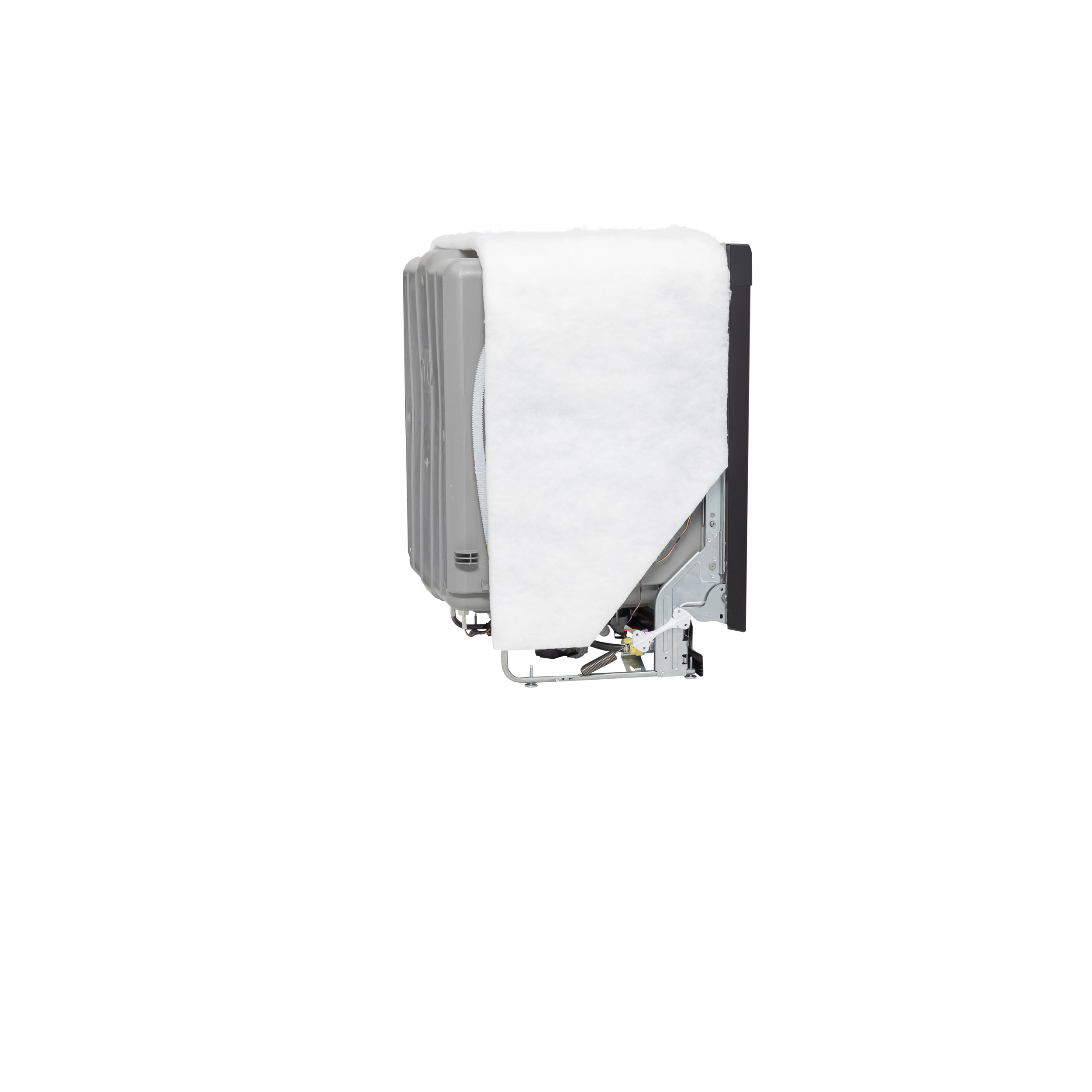 Model: GDF535PGRBB | GE GE® Dishwasher with Front Controls