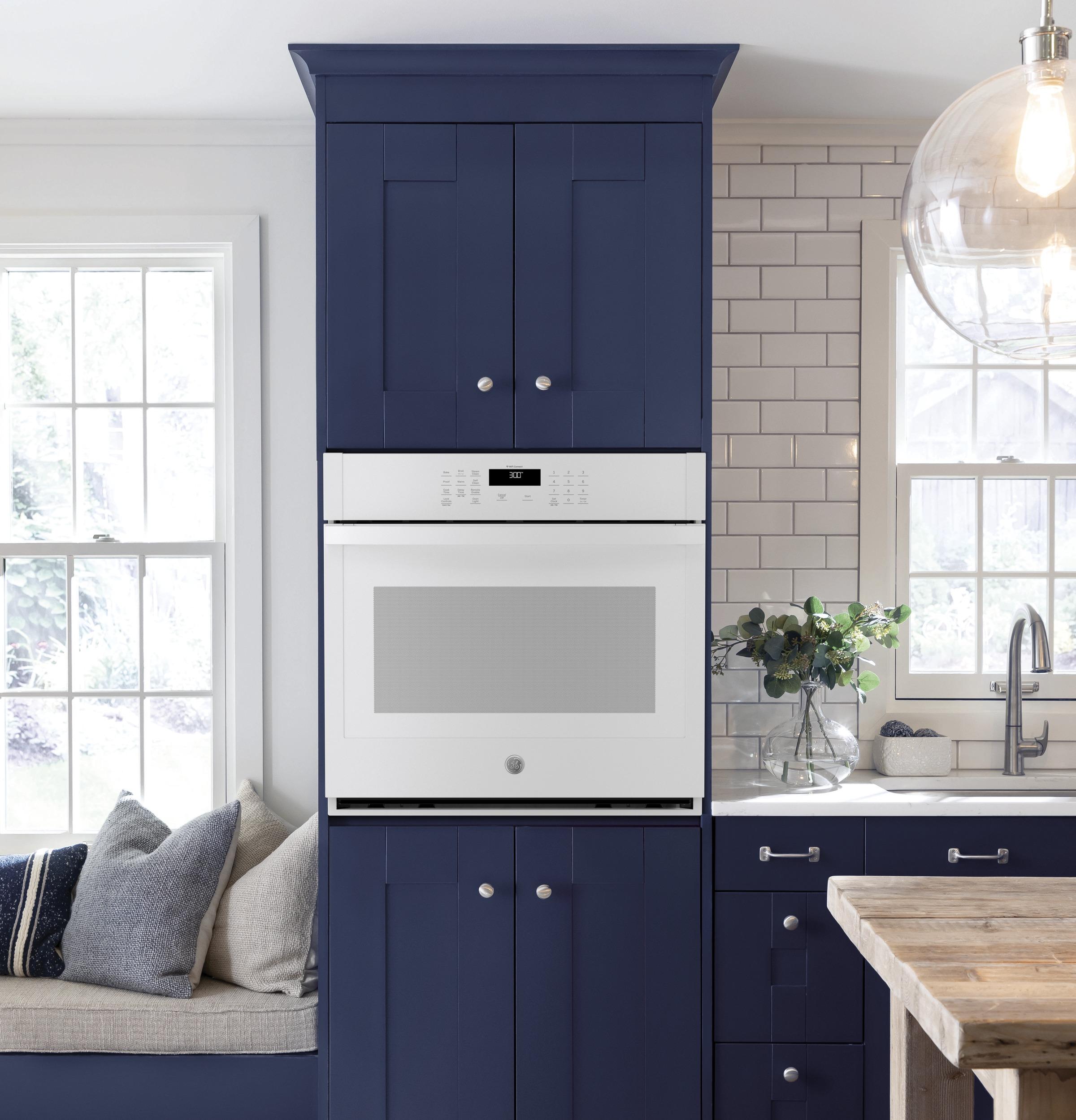 """Model: JKS3000DNWW   GE GE® 27"""" Smart Built-In Single Wall Oven"""