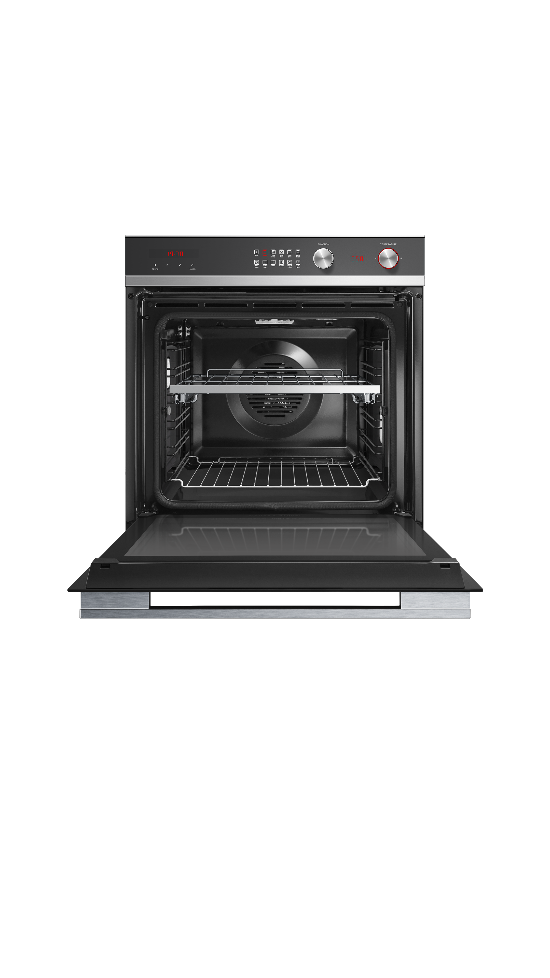 """Fisher and Paykel Oven, 24"""", 11 Function, Self-cleaning"""