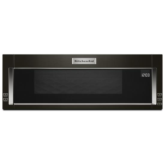 KitchenAid 1000-Watt Low Profile Microwave Hood Combination with PrintShield™ Finish