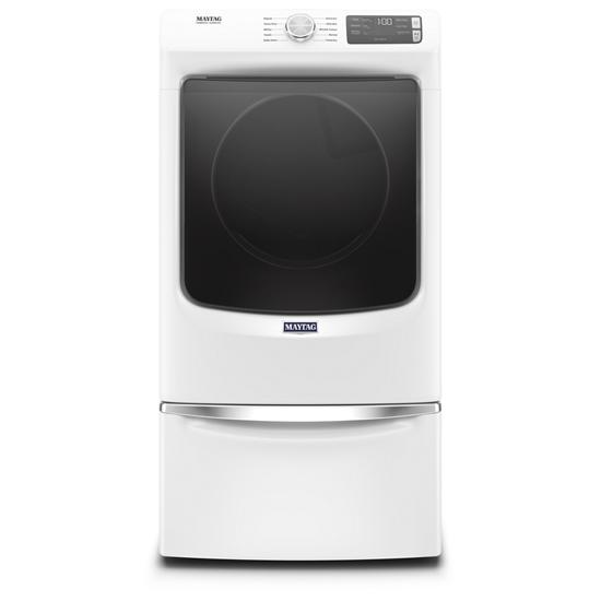 Model: MED5630HW   Maytag Front Load Electric Dryer with Extra Power and Quick Dry cycle - 7.3 cu. ft.