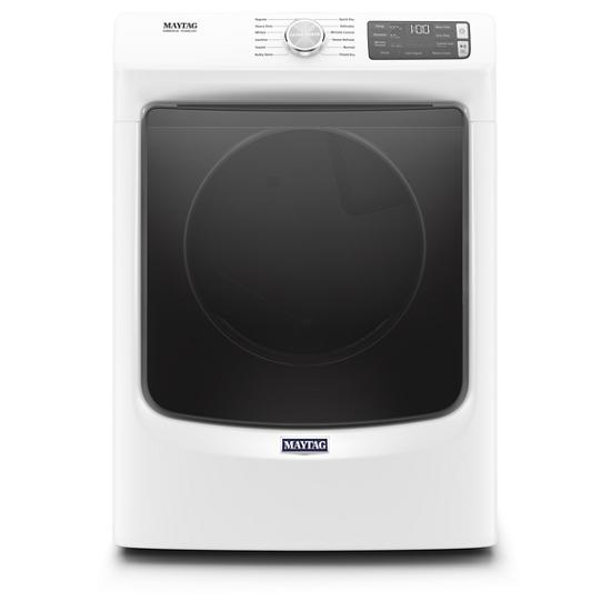 Model: MED6630HW   Maytag Front Load Electric Dryer with Extra Power and Quick Dry Cycle - 7.3 cu. ft.