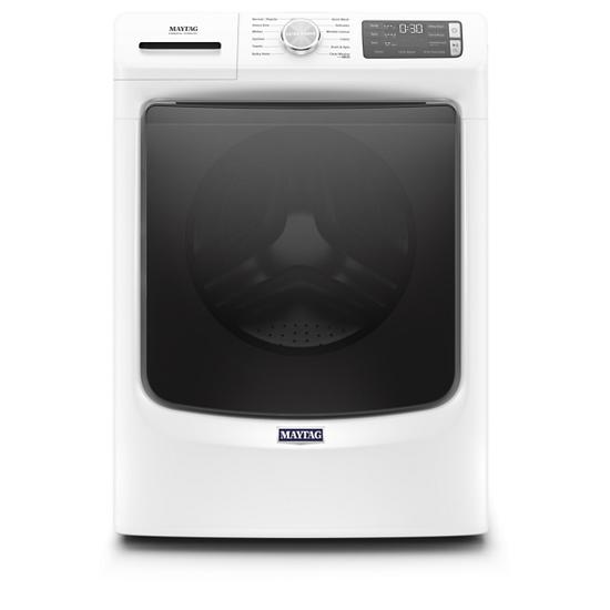 Model: MHW6630HW   Maytag Front Load Washer with Extra Power and 16-Hr Fresh Hold® option - 4.8 cu. ft.