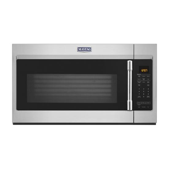 Model: MMV5227JZ | Maytag Over-the-Range Microwave with Dual Crisp feature - 1.9 cu. ft.