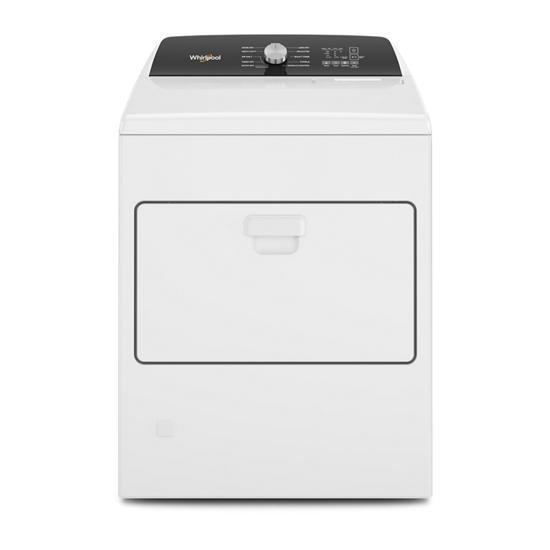Whirlpool 7.0 Cu. Ft. Top Load Gas Moisture Sensing Dryer