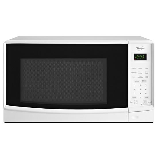 Whirlpool 0.7 cu. ft. Countertop Microwave with Electronic Touch Controls