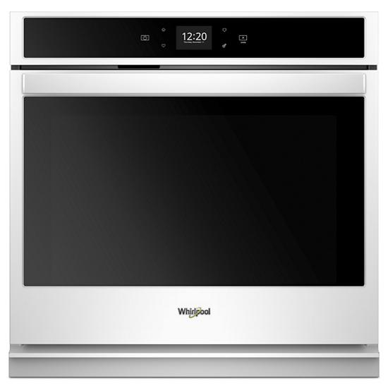 Whirlpool 5.0 cu. ft. Smart Single Wall Oven with Touchscreen